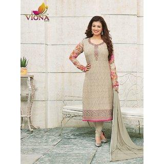 Aayati Apparels Women Georgette Salwar Suit Set 20160828-WA0023