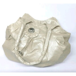 Women Handbag (Cream)