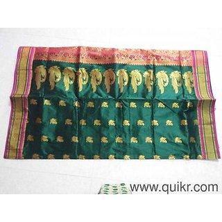 Paithani and silk sarees