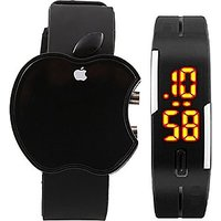 Super Combo Buy Smart Fitness Band Watch Free Apple Led Watch