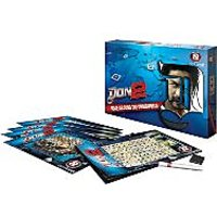 DON 2 SHAH RUKH KHAN Think Tank Games Race Around The Underworld Board Game