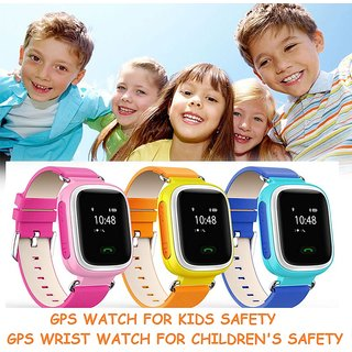 GPS WATCH FOR KIDS SAFETY/GPS WRIST WATCH FOR CHILDRENS SAFETY