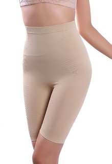 Homfederdeals AB Slim Elastic Beige Shaping Dress Shapewear For Women