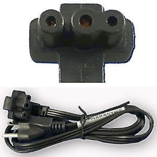 97761815DELLLAPTOPPOWERCORD14583877981473612287 3 pin flat power cord cable for dell charger indian power plug  at mifinder.co