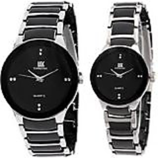 IIK Collection IIK Collections Model Designer Couple RV013 Analog Watch - For Couple  Men  Women  Boys  Girls