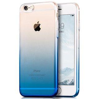IPhone 6s Plus Case, TPU Colorful Series - Blue