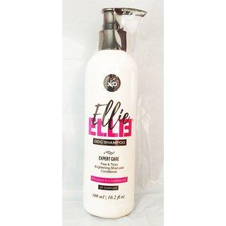 Petshop7 Ellie Expert Care Flea  Ticks Brightening Shampoo, Conditiner