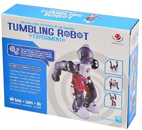 Tumbling Robot Machine Experiment Do It Your Learning and Educational Toys