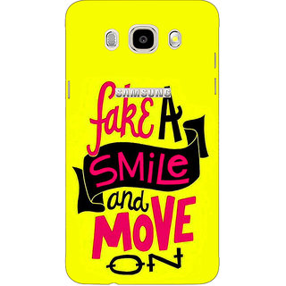 Cell First Designer Back Cover For Samsung Galaxy J7 2016-Multi Color sncf-3d-GalaxyJ72016-306