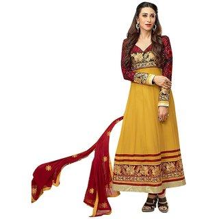 157c9fe9227e Karishma Kapoor Special Limited Edition Anarkali Suits Dress Material