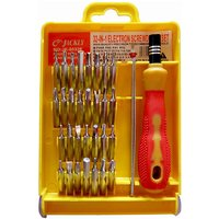 Jackly 32 in 1 Screw Driver Tool Kit Set