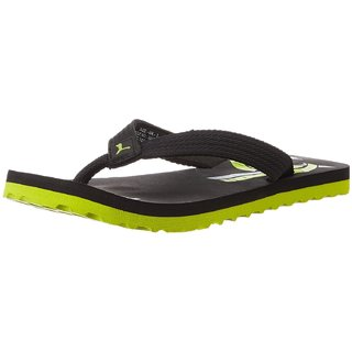 Puma Wave Ii Idp(Old) Men'S Black Flip Flops