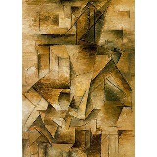 The Museum Outlet - Leguitariste - Poster Print Online Buy (30 X 40 Inch)