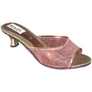 Faith Women's Gold Heels