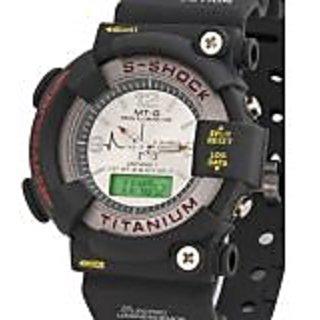 Mtg Supercool Titanium Mens Watch