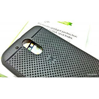 CellwallPRO high quality doed soft back cover for moto g4 plus