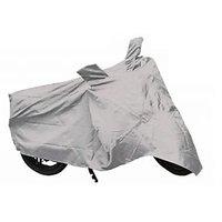 Bike Body Cover For Honda CBR250R Motorcycle Bike Body Cover Silver Color.