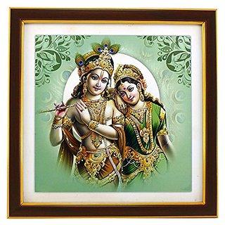 Radha Krishna WALL HANGING PAINTING