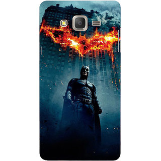 Cell First Silicon Designer Back Cover for Samsung Galaxy On5 Pro-Multicolor sncf-SPGalaxyOn5Pro-675