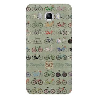 Dreambolic Fifty Bicycles Mobile Back Cover