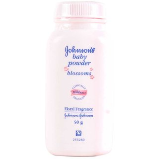 Johnsons Baby Powder Blossoms - 50gm