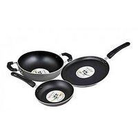 Nonstick Cookware Set (3 Pcs)