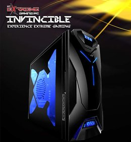 INVINCIBLE (Series A) By My Extreme Gaming PC - Gaming Desktop PC