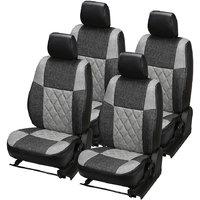 Pegasus Premium Jute Car Seat Cover For KUV 100