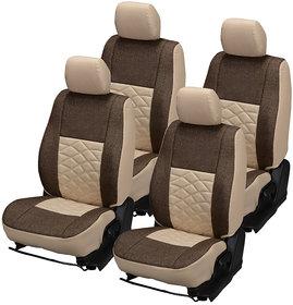 Pegasus Premium Jute Car Seat Cover For Sunny
