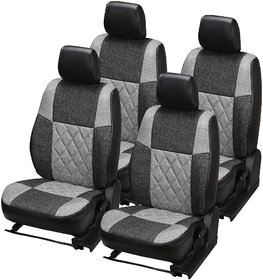 Pegasus Premium Jute Car Seat Cover For Santro Xing