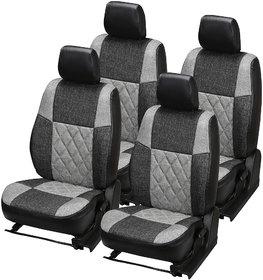 Pegasus Premium Jute Car Seat Cover For Santro Xing