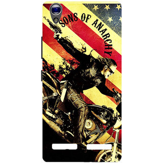 Lenovo A6000 Plus Printed Back Cover by Print Vale
