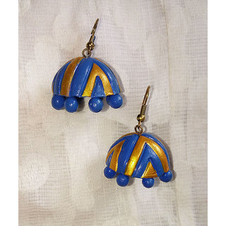 Terracotta Handmade Earrings