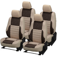 Pegasus Premium Jute Car Seat Cover For Vento