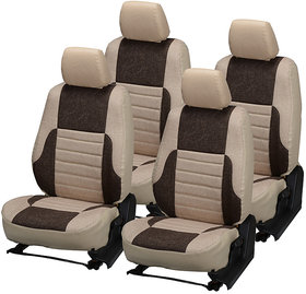 Pegasus Premium Jute Car Seat Cover For Indica Vista