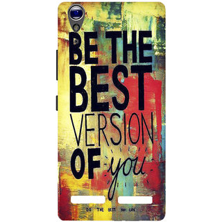 Lenovo A6000 Printed Back Cover by Print Vale