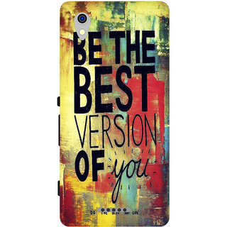 Sony Xperia T3 Printed Back Cover by Print Vale