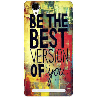 Sony Xperia T2 Ultra Printed Back Cover by Print Vale