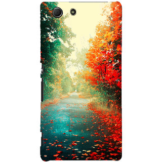 Sony Xperia Z4 Compact Printed Back Cover by Print Vale