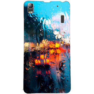 Lenovo A7000 Printed Back Cover by Print Vale