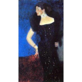 The Museum Outlet - Portrait of Rose von Rosthorn-Friedmann by Klimt - Poster Print Online Buy (30 X 40 Inch)