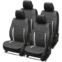 Pegasus Premium Jute Car Seat Cover For Scorpio