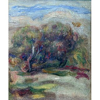 The Museum Outlet - Olive Trees at Cagnes-sur-Mer, 1903-19 - Poster Print Online Buy (30 X 40 Inch)