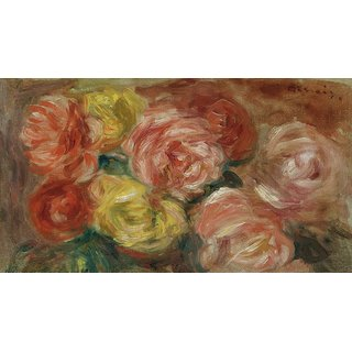 The Museum Outlet - Still Life with Roses, 1918 - Poster Print Online Buy (30 X 40 Inch)