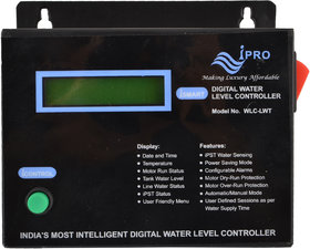 iSMART Timer Based Water Level Controller Jal Board Corporation Water