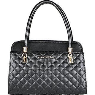 Lino Perros Blue Hand Bag LWHB01927BLACK
