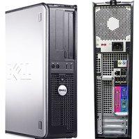 Dell Optiplex Desktop PC - Intel Core 2 Duo 2.1-2.6 GHz - 2GB RAM - 160GB HARD DRIVE (REFURBISHED)