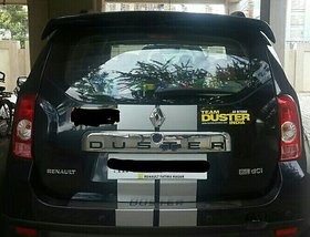 Team Duster India Stickers