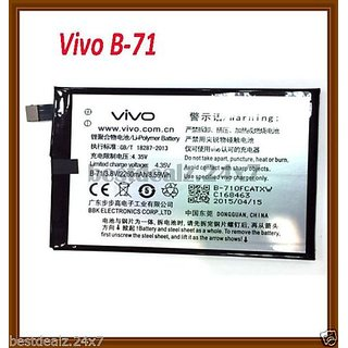 100 Percent Original B71 Lithium polymer battery 3.8V 2260 mAh B71 mobile battery for VIVO