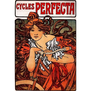 The Museum Outlet - 1902 Cycles Perfecta - Poster Print Online Buy (24 X 32 Inch)